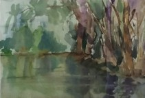 Besozza - Acquerello - cm.35,5x51 - carta 300 gr.